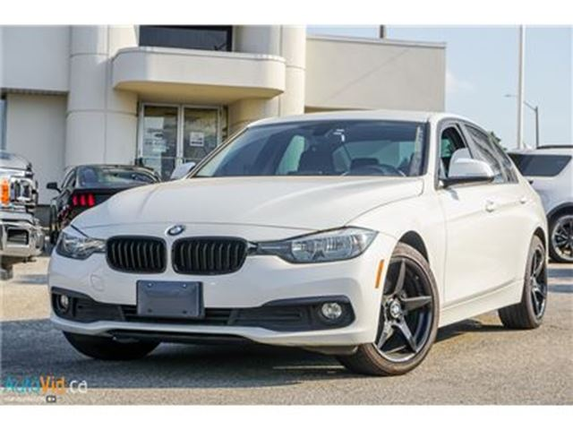 2016 BMW 3 SERIES i xDrive in Cambridge, Ontario