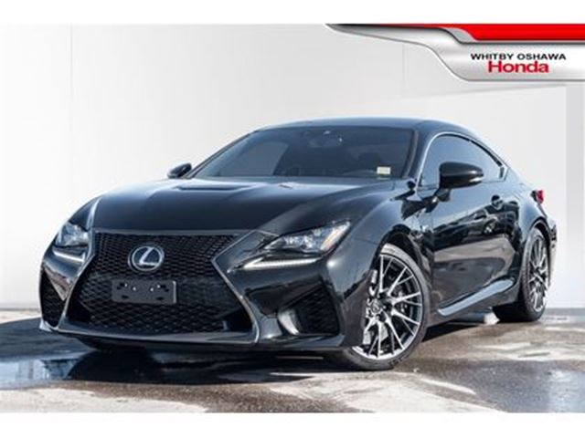 2015 LEXUS RC F Base   Automatic   Heated Seats, Rearview Camera in Whitby, Ontario