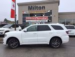 2017 Dodge Durango GT AWD LEATHER NAVIGATION DVD SUNROOF REMOTE START in Milton, Ontario
