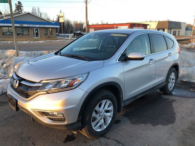 2015 HONDA CR-V EX-L/LEATHER HEATED SEATS/BACK UP CAMERA in Thunder Bay, Ontario