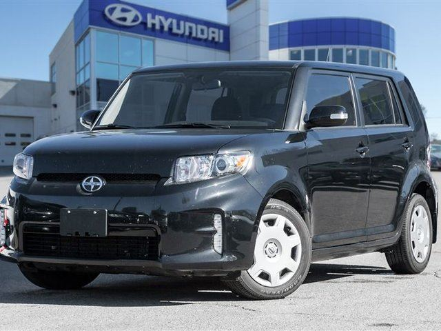 2014 SCION XB ONE OWNER TRADE, ONLY 22668KM! in Mississauga, Ontario