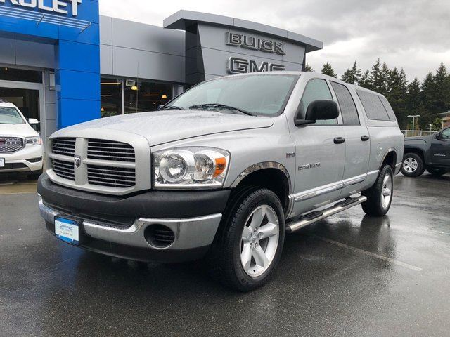 2007 DODGE RAM 1500 SLT in Victoria, British Columbia