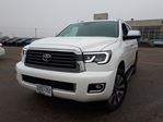 2018 Toyota Sequoia Limited in Lindsay, Ontario