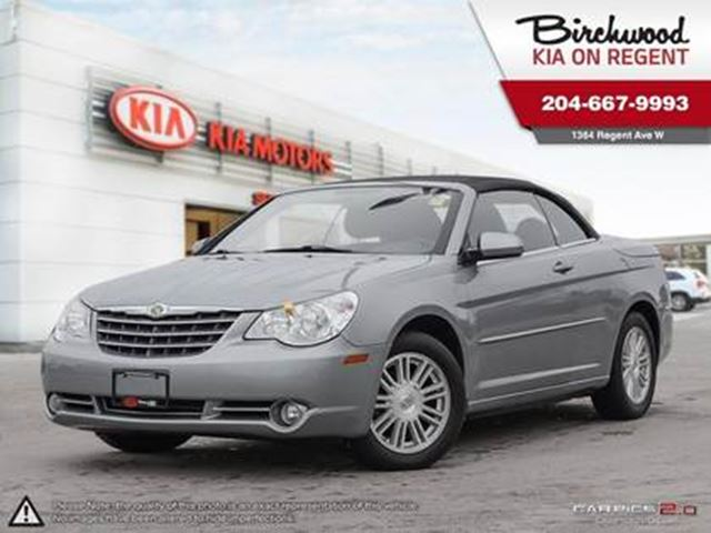 2009 CHRYSLER SEBRING Touring **Spring Clearout ON NOW!! in Winnipeg, Manitoba