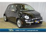 2015 Fiat 500 LOUNGE/HEATED LEATHER SEATS/BLUETOOTH in Milton, Ontario