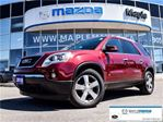 2010 GMC Acadia SLT, leather, DVD, camera in Vaughan, Ontario
