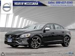 2014 Volvo S60 T6 R-Design AWD A Platinum from 0.9%-6Yr/160, 000 in Mississauga, Ontario