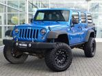 2015 Jeep Wrangler Unlimited Unlimited Rubicon in Vancouver, British Columbia