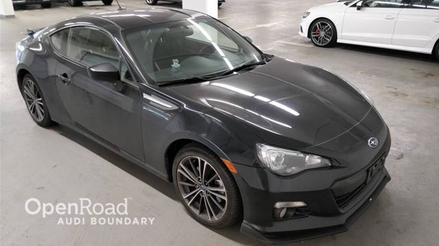 2014 SUBARU BRZ 2dr Cpe Auto Sport-tech NO ACCIDENTS  LOW KM  N in Vancouver, British Columbia