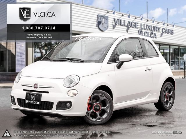 2016 FIAT 500 Sport NEW TIRES | SPORT | AUTOMATIC  in Markham, Ontario