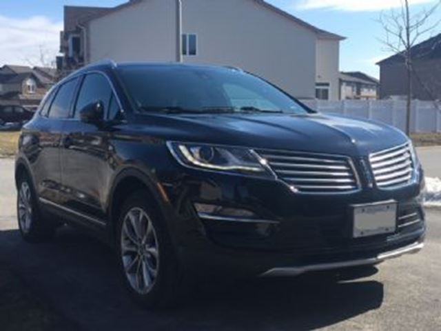 2017 LINCOLN MKC AWD Select in Mississauga, Ontario
