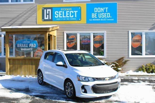 2017 CHEVROLET Sonic LT in St John's, Newfoundland And Labrador