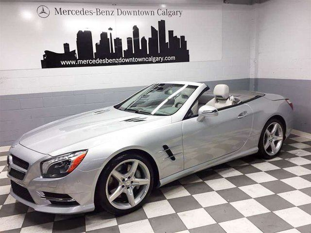 2014 MERCEDES-BENZ SL-Class Roadster in Calgary, Alberta