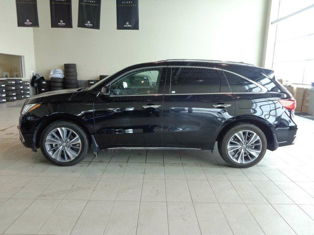 2017 ACURA MDX Elite- 6 Pass, Heated Leather Seats, Sunroof, B/U Cam, Nav in Red Deer, Alberta