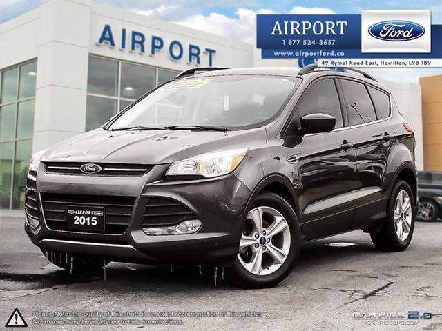 2015 FORD Escape SE FWD with only 69,540 kms in Hamilton, Ontario