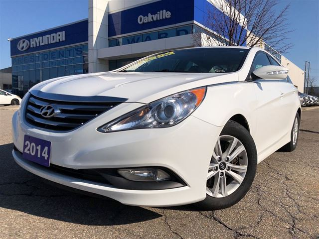 2014 Hyundai Sonata GLS  2.4L  ALLOYS  CAM  ROOF  POWER SEAT in Oakville, Ontario