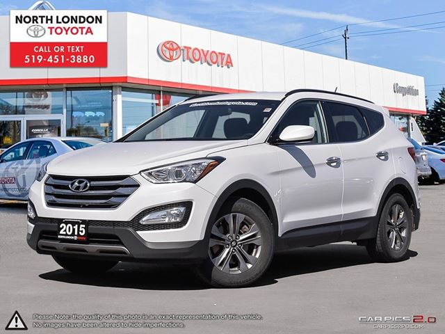 2015 HYUNDAI SANTA FE 2.4 Premium One Owner, No Accidents in London, Ontario