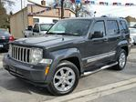 2010 Jeep Liberty Limited Edition 4x4 Loaded with Navigation and Bluetooth in St Catharines, Ontario