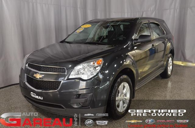 2014 CHEVROLET Equinox LS in Val-D'Or, Quebec