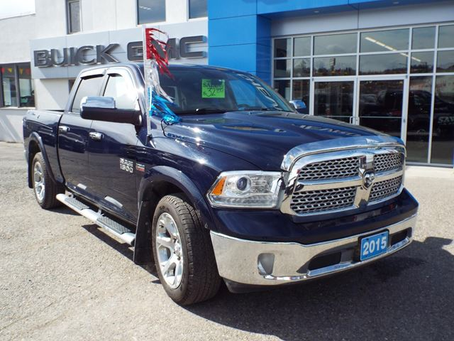 2015 DODGE RAM 1500 Laramie in Quesnel, British Columbia
