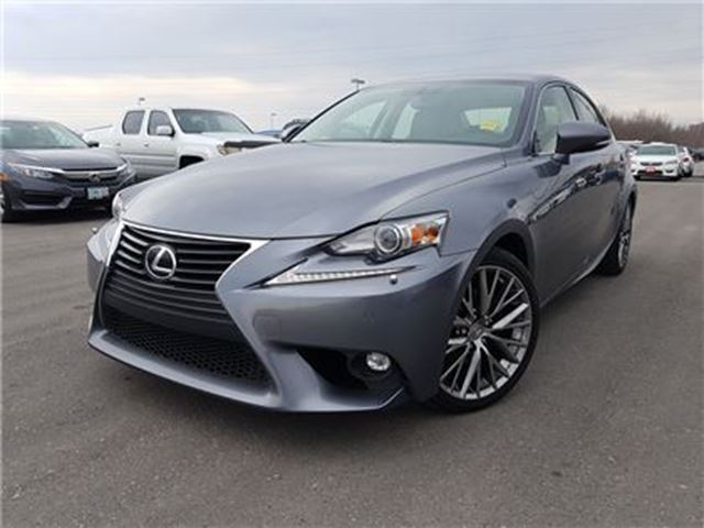 2015 LEXUS IS 250 Base   Automatic   Heated Seats in Whitby, Ontario