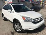 2010 Honda CR-V EX-L w/Navi_Backup Camera_Leather_Sunroof in Oakville, Ontario