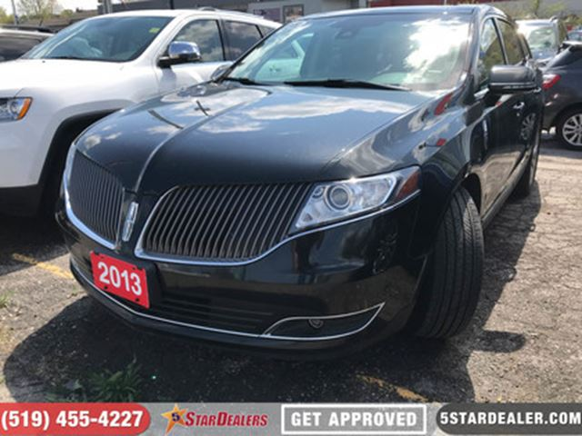 2013 LINCOLN MKT EcoBoost   NAV   ROOF   LEATHER in London, Ontario