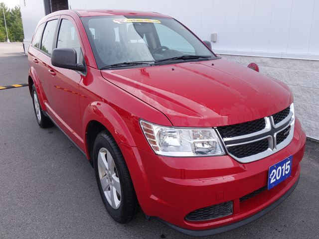 2015 DODGE Journey Canada Value Pkg in North Bay, Ontario