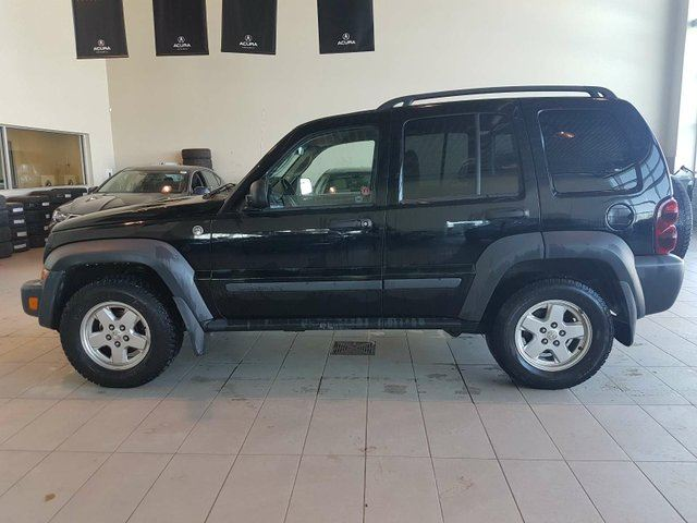 2006 JEEP LIBERTY Sport - Remote Start, Tow Pkg + CD Player! in Red Deer, Alberta