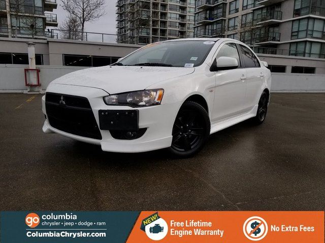 2014 MITSUBISHI LANCER Limited Edition in Richmond, British Columbia