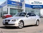 2010 BMW 5 Series i xDrive in Winnipeg, Manitoba