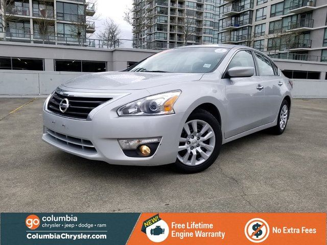 2015 NISSAN ALTIMA 2.5 S in Richmond, British Columbia