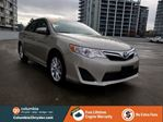 2014 Toyota Camry LE (FREE LIFETIME ENGINE WARRANTY) in Richmond, British Columbia