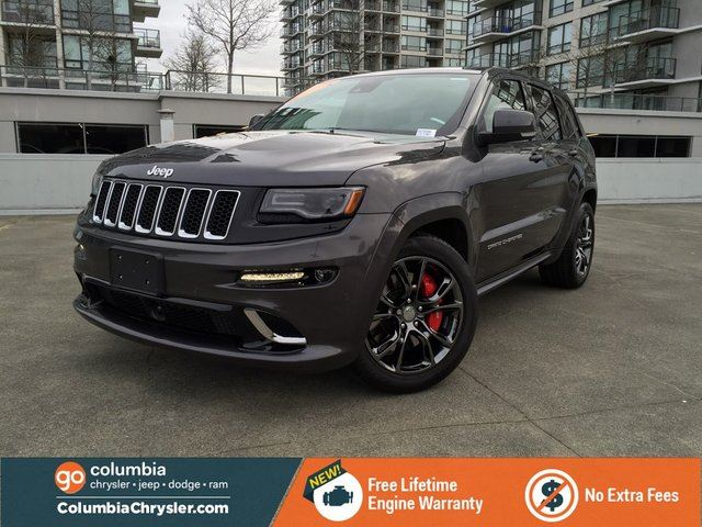 2016 JEEP GRAND CHEROKEE SRT in Richmond, British Columbia