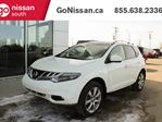 2014 Nissan Murano PLATINUM, 4dr All-wheel Drive, NAVIGATION, PANO SUNROOF, HEATED SEATS, GREAT CONDITION MUST SEE!! in Edmonton, Alberta