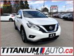 2015 Nissan Murano SL+AWD+360 Camera+GPS+Pano Roof+Blind Spot+R.S.+XM in London, Ontario