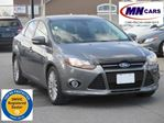 2012 Ford Focus Titanium Sedan NAVIGATION in Ottawa, Ontario