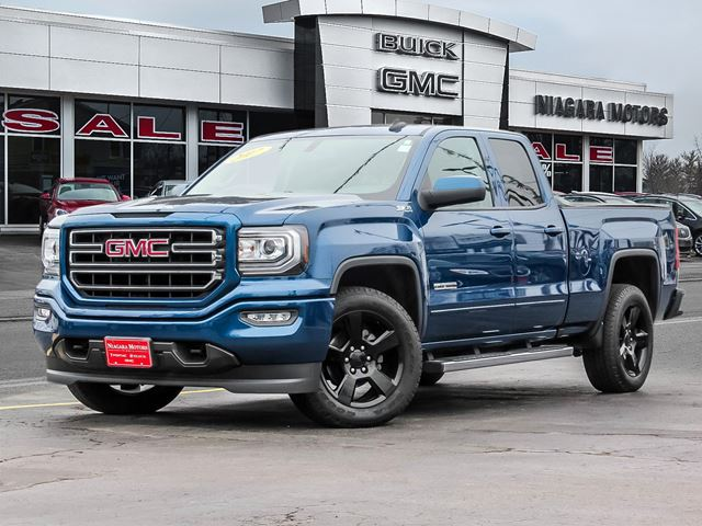 2017 GMC SIERRA 1500 SLE ELEVATION EDITION 4WD DOUBLE CAB in Virgil, Ontario