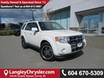 2012 Ford Escape Limited <B>*ACCIDENT FREE*LEATHER*NAVIGATION*SUNROOF*<b> in Surrey, British Columbia