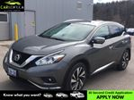 2015 Nissan Murano PLATINUM AWD - NAV * BACKUP CAM * SUNROOF in Kingston, Ontario