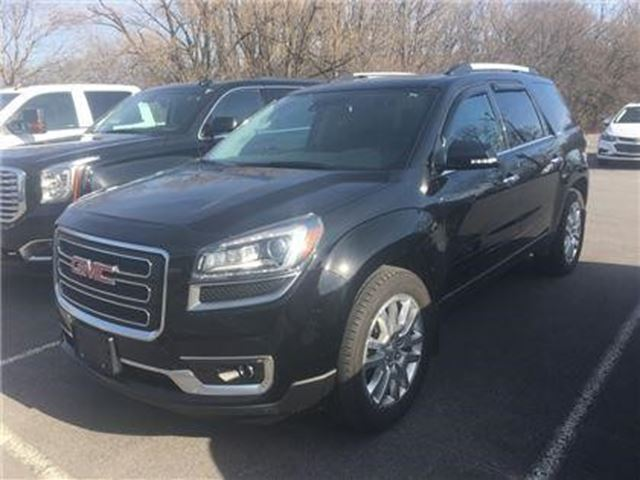 2016 GMC ACADIA SLT in Port Hope, Ontario