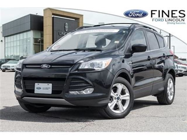 2015 FORD Escape SE - FORD CERTIFIED W/EXT WARRANTY & FINANCING FRO in Bolton, Ontario