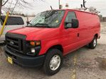 2009 Ford Econoline Commercial, Cargo Van, Ladder Racks in Burlington, Ontario