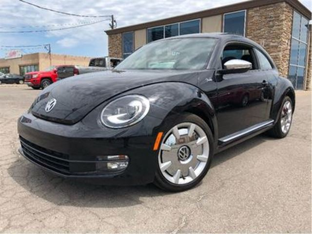 2013 VOLKSWAGEN NEW BEETLE  2.5L Fender Ed BIG MAGS LEATHER PANORAMA ROOF in St Catharines, Ontario
