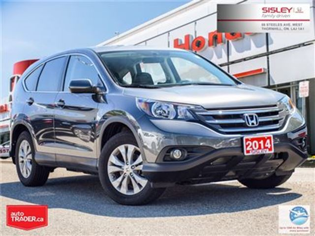 2014 HONDA CR-V EX-L - 1 Owner, Excellent Condtion in Thornhill, Ontario