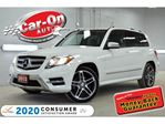2013 Mercedes-Benz GLK-Class GLK 350 4MATIC LEATHER HTD SEATS AMG STYLE PKG in Ottawa, Ontario