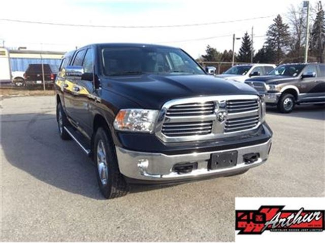 2013 Dodge RAM 1500 BigHorn Crew Cab 4x4...ONLY 36,867 Km..MUST SEE in Arthur, Ontario