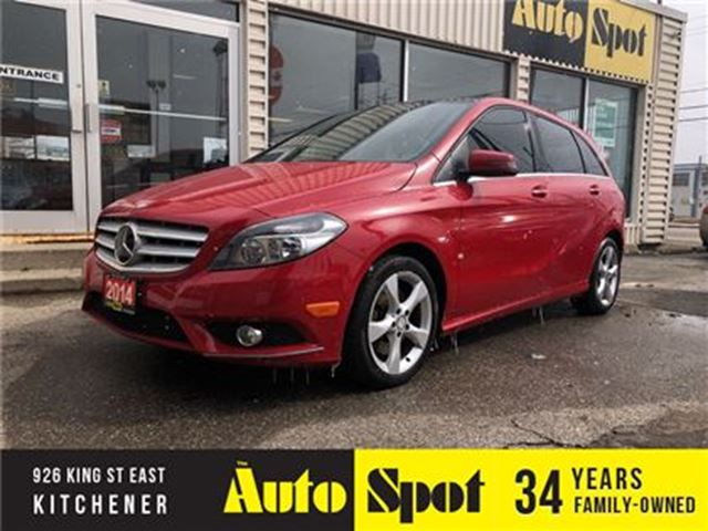 2014 MERCEDES-BENZ B-CLASS 250 Sports Tourer/LOW, LOW KMS/PRICED-QUICK SALE in Kitchener, Ontario