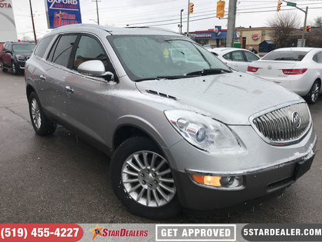 2010 BUICK ENCLAVE CX   AWD   7PASS in London, Ontario