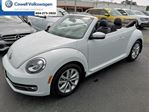 2015 Volkswagen New Beetle  Comfortline 1.8T 6sp at w/Tip in Richmond, British Columbia